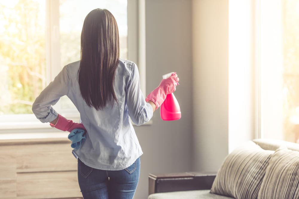 Tips to Clean Your House Before Moving In