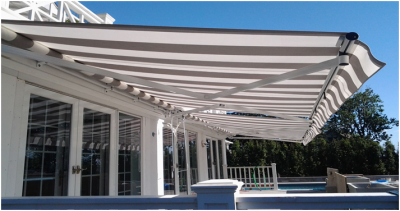 Update The Look Of Your Dwelling With Awnings