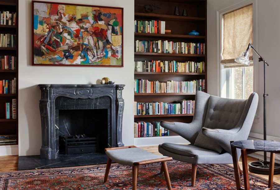 Where best to put the Hans Wegner Wing Chair in your homes