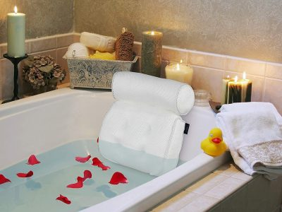 Spa Bath Set Up At Home